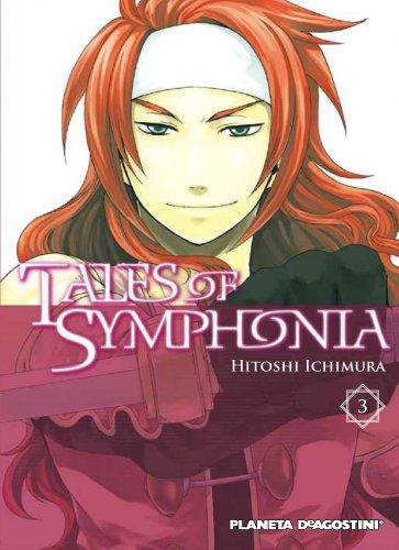 Descargar Libro Tales Of Symphonia 3 Hitoshi Ichimura