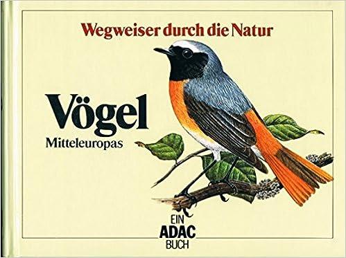 Wegweiser Durch Die Natur Vogel Mitteleuropas Ein Adac Buch Amazon De Bucher