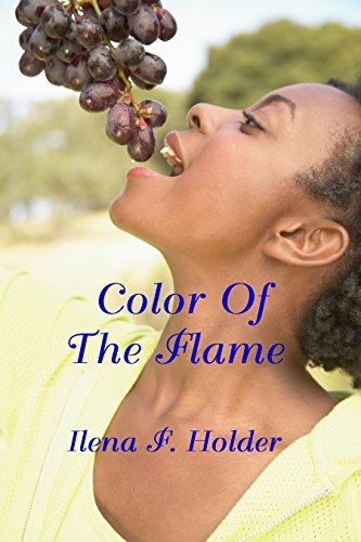 Color of the Flame by [Holder, Ilena F.]