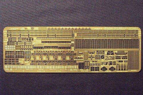 Gold Medal Models WORLD WAR 2 FLETCHER CLASS DESTROYER 1/350 Scale Photoetch (Fletcher Class Destroyer Model)