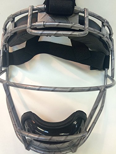 Adult Custom Schutt Diamond Plate Infielder Face Guard by Scutt