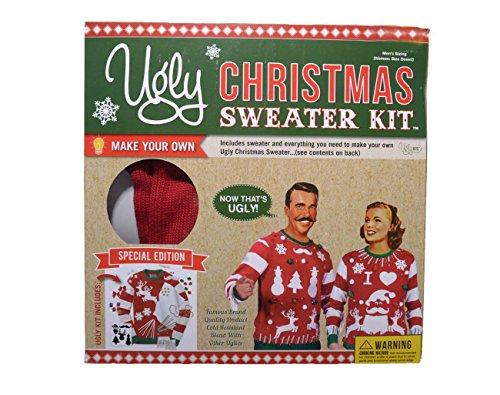 Michael Gerald Ltd Ugly Christmas Sweater Kit