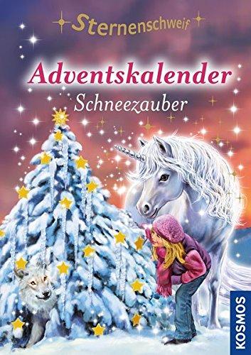 Sternenschweif, Adventskalender: Schneezauber. Mit Extra. Gebundenes Buch – 13. September 2018 Linda Chapman Josephine Llobet Franckh Kosmos Verlag 3440158381