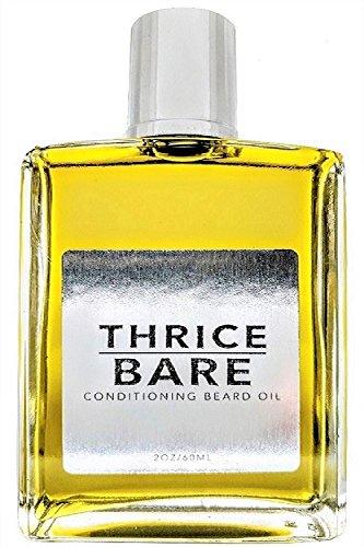 Thrice Bare Conditioning Beard Oil