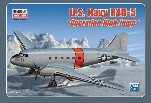 Minicraft Models C-47 Cold Weather S and R