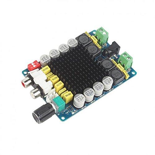 Yosoo TDA7498 Class D 2X100W Dual Channel Audio Stereo Digital Amplifier Board