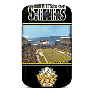 High Quality SUNY Pittsburgh Steelers Skin Case Cover Specially Designed For Galaxy - S3
