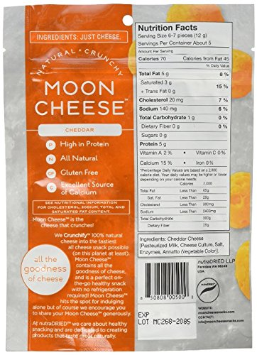 Cello Whisps (2.12oz) and Moon Cheese (2oz) 6 Pack Assortment by Cello (Image #5)