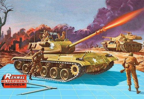 - Revell Walker Bulldog Tank SSP Plastic Model Kit