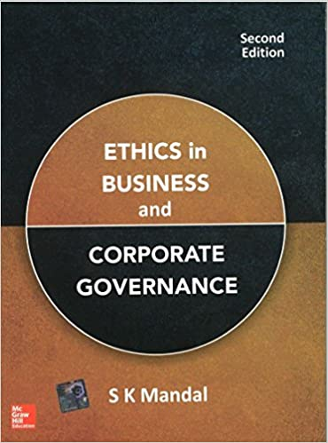 Buy Ethics in Business and Corporate Governance Book Online