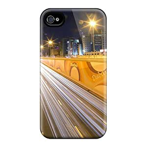 Excellent Iphone 6 Cases Covers Back Skin Protector City Night 129