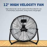 Simple Deluxe 12 Inch 3-Speed High Velocity Heavy
