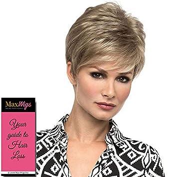Amazon.com : Jamie Wig Color LIGHT BLONDE - Envy Wigs 3.5 ...