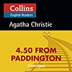 4.50 from Paddington: B2 (Collins Agatha Christie ELT Readers) | Livre audio Auteur(s) : Agatha Christie Narrateur(s) : Jane Collingwood