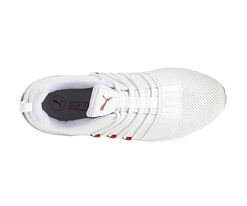 Puma Men s Cell Regulate Sl White Running Shoes-12 UK India (47 EU ... c7a5d4a9d
