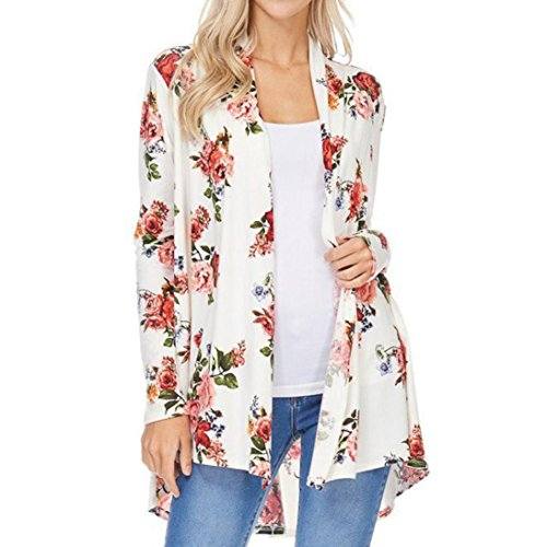 Used, WOCACHI Christmas Final Clear Out Womens Kimono Floral for sale  Delivered anywhere in USA