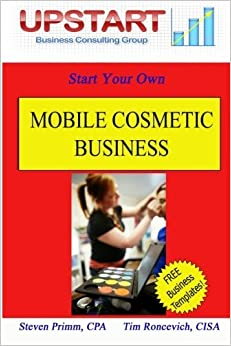 Book Mobile Cosmetic Business by Tim Roncevich (2011-05-18)