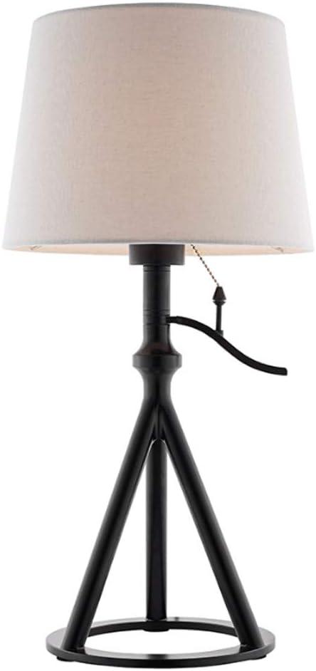 FWTD Pull Switch Designer Lámpara de mesa recomendada Dormitorio ...