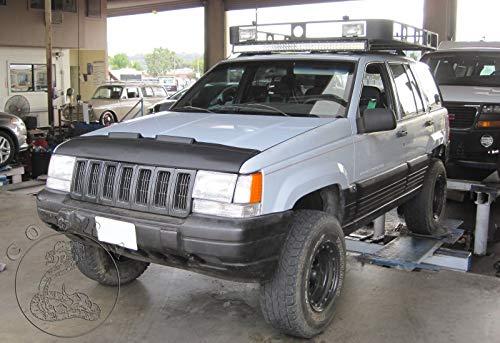 Cobra Auto Accessories Car Hood Mask Bonnet Bra Fits Jeep Cherokee ZJ 1996 1997 1998 1999