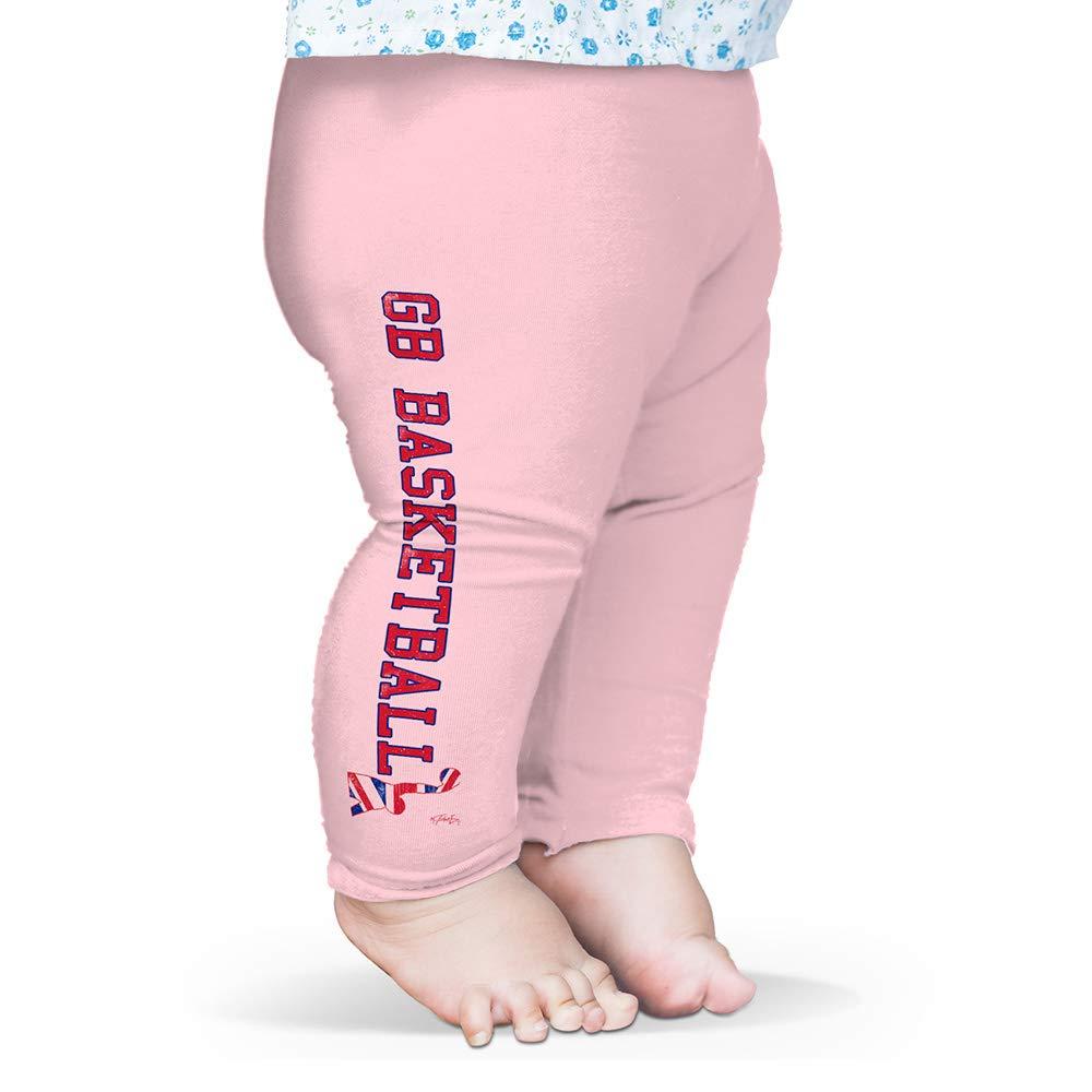 TWISTED ENVY GB Basketball Baby Printed Leggings