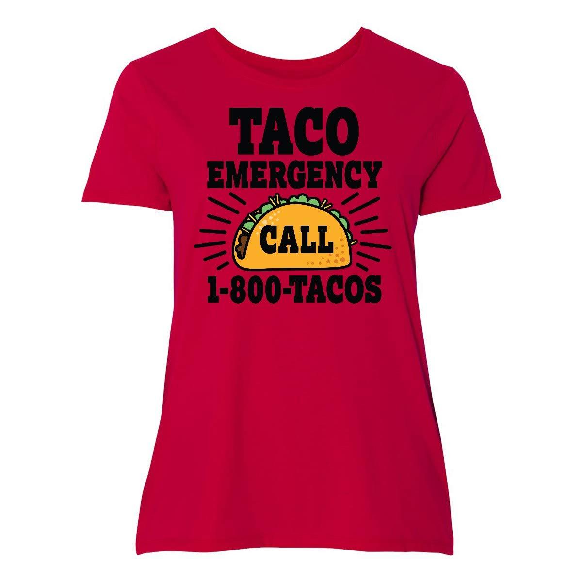 Funny Cinco De Mayo Taco Emergency Plus T Shirt 3576b 8667