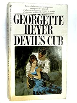 Book Devil's Cub