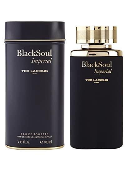 Ted Lapidus Black Soul Imperial - Agua de toilette, 100 ml