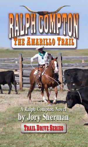 book cover of The Amarillo Trail
