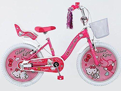 50,8 cm Hello Kitty niña rueda bicicleta infantil para bicicleta ...
