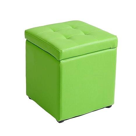 Amazon.com: TTZ - Taburete pequeño para sofá, relleno de ...