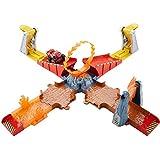 Blazer Flaming Vulcão Jump Mattel Vermelho Vermelho