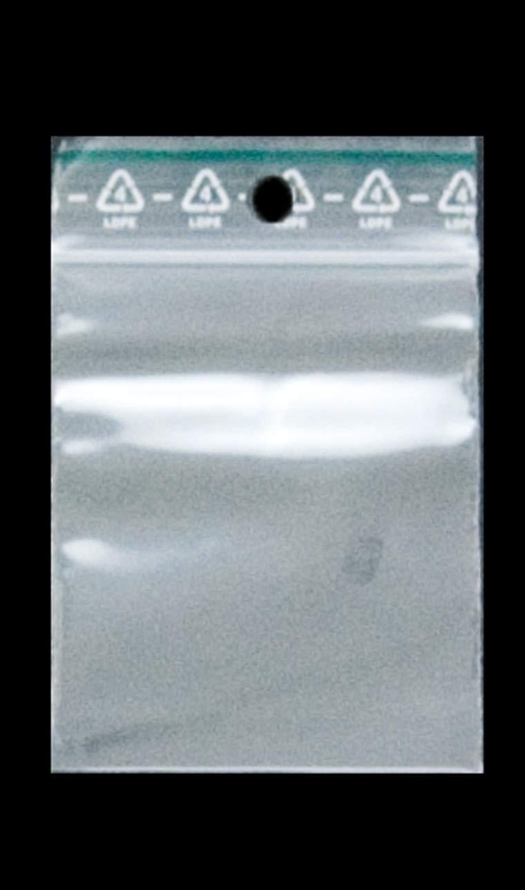 1000 Pezzi 1000, 3x4 Bustine Minigrip con Zip Varie Misure