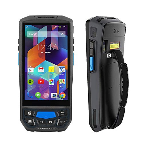 Review Of MUNBYN Android 7.0 Rugged Handheld POS Terminal with Touch Screen BT WiFi GPS and 1D Honey...