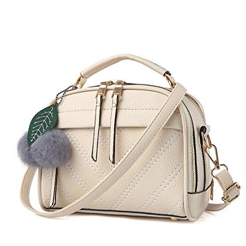 Small Satchel Handbag - 5