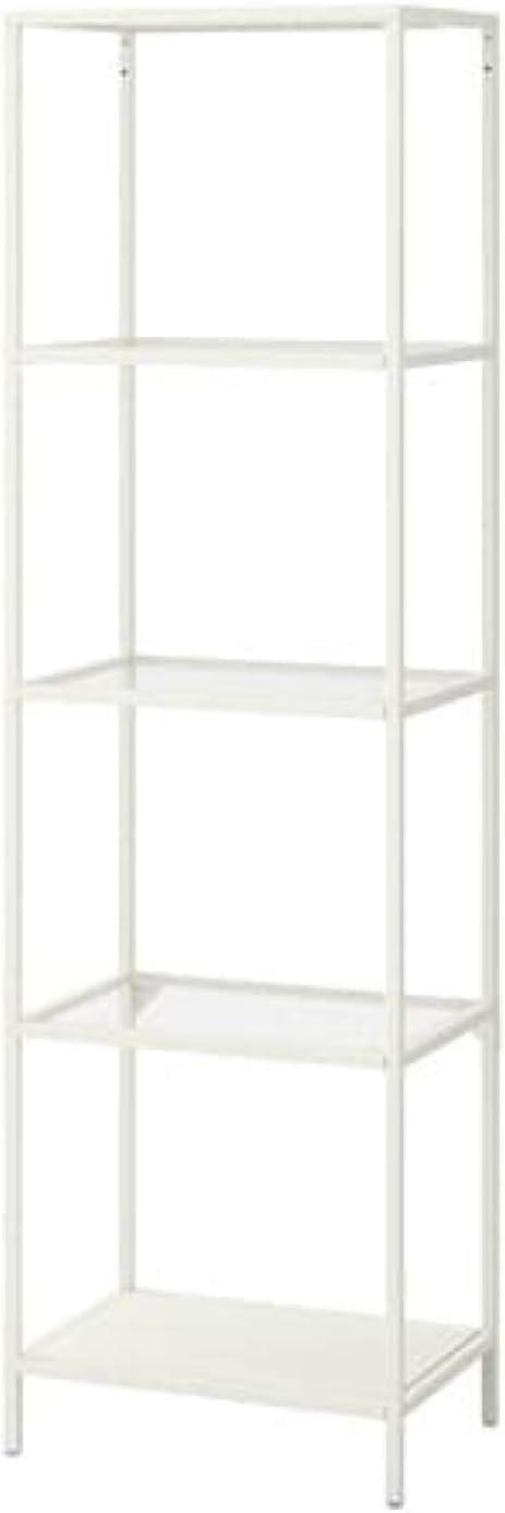 IKEA 803.034.37 Vittsjo - Estantería (cristal, 20 x 68 x 7/8 ...