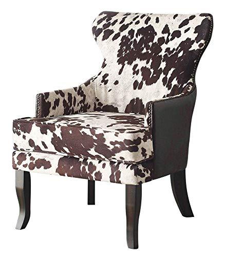 Worldwide Homefurnishings Inc. Arm Chair in Brown (Worldwide Furniture)