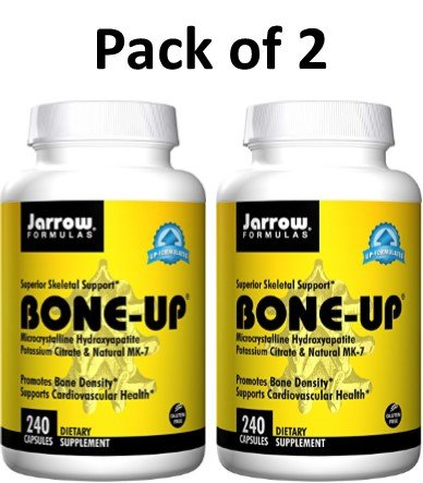 Jarrow Formulas: Bone Up Hydroxyapatite Calcium, 480 capsules ()