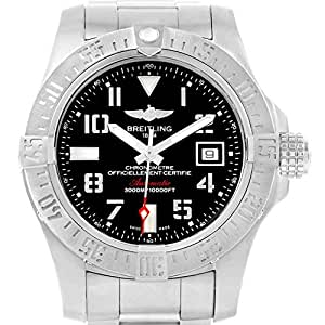 Breitling Avenger II Automatic-self-Wind Male Watch A17331 (Certified Pre-Owned)