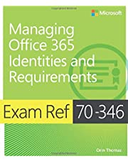 Exam Ref 70-346 Managing Office 365 Identities and Requireme