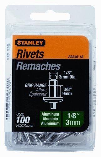 Stanley PAA46 1B Inch Aluminum Rivets