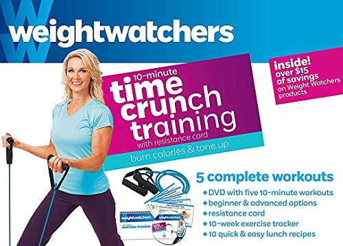 Weight Watchers: 10-Minute Time Crunch Training With Resistance Cord
