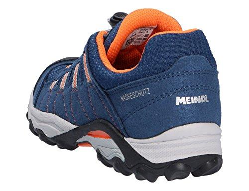 lacets de Acri Chaussures magenta Meindl pour orange ville garçon à dxwXxEfq