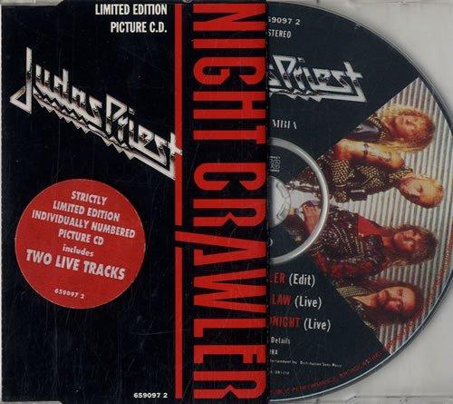 Judas Priest - Night Crawler - Zortam Music