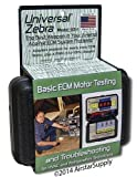 Zebra Instruments , # UZ-1 / UZ1 Universal Zebra - Basic ECM Motor Testing and Troubleshooting