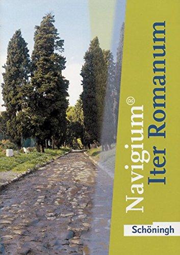 Iter Romanum Lehrwerk für Latein als 2. oder 3. Fremdsprache: NAVIGIUM Iter Romanum - Lernsoftware: Windows-Einzelversion