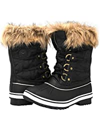 Women's 1837 Winter Snow Boots