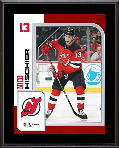 Nico Hischier New Jersey Devils 10.5