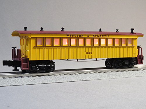 6 Passenger Car - LIONEL GENERAL COACH CAR 1875 O GAUGE