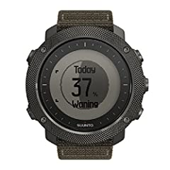 The Suunto Traverse alpha combines a strong, quality build with a full set of outdoor features. It is your guide in the wild, keeping you on track with GPS/glonass navigation, while specific hunting and fishing features provide useful tools f...