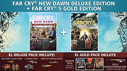 Far Cry New Dawn - Ultimate Edition (Bundle Far Cry New Dawn ...